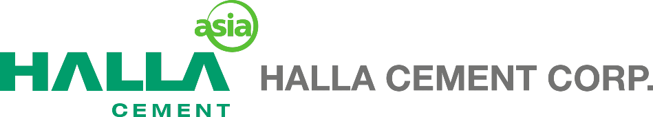 HALLA CEMENT SIGNATURE ENG