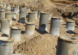 Ground Solidification & Filling Type Cement <span style=